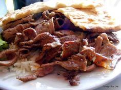 #TurkishFood Döner Kebab In Patnos