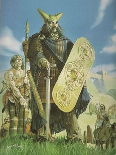 10 Things You Should Know About The Ancient Celts And Their Warriors.