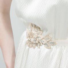 Vintage Rose Belt