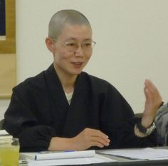 Rev. Keido Iijima graduated from the Dept of Nursing at the University of Shinshu Junior College of Medical Technology in 1986. She underwent monastic training for 2 years at Soto Zen Aichi Monastery for Nuns & completed her B.A. ('92) & Masters in Divinity ('95) in Buddhist Studies at the Soto Zen affiliated Komazawa University in Tokyo. Since 2000, she had been working in her native region of Matsumoto City in Nagano working with other priests & communities to offer elderly care & hospice…