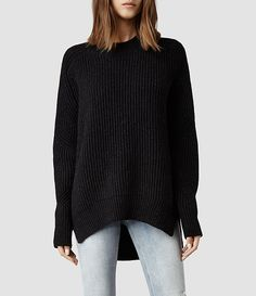 Womens Quinta Sweater (Cinder Marl) - product_image_alt_text_1
