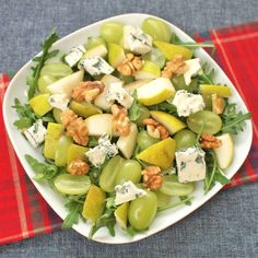 Greens Recipe, Fresh Green, Bon Appetit, Cobb Salad, Potato Salad, Salads, Food And Drink, Potatoes, Lunch