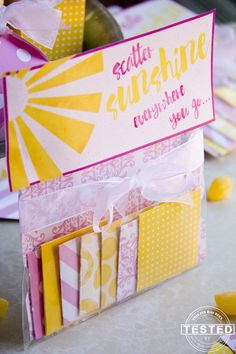 Creating gift cards, boxes and banners is fun, quick and so easy with 1-2-3 Punch Boards from We R Memory Keepers! My 17 year old daughter loves these boards.