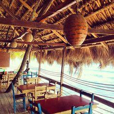 Vue Sur Mer - Restaurant in Kabic, Cayes Jacmel, Haiti. http://www.haitigotit.com/ #Kabik #Haiti