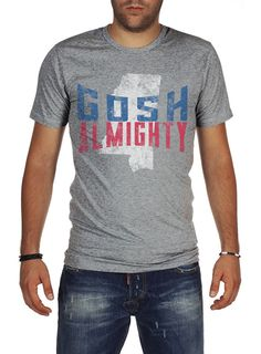Ole Miss - Gosh Almighty - T-Shirt