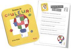 Le_respect_des_autres_Homme_de_couleur_BDG_A Kids Learning, Respect, Bullet Journal, School, Cycle 1, Albums, French, Decor, Positive Reinforcement