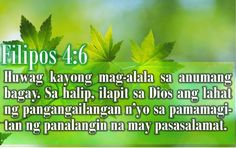 7 Best Tagalog Bible Verse images in 2018 | Bible verses
