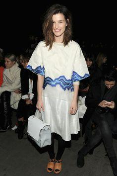 Celebrity Style - Hanneli Mustaparta - monstylepin #fashion #celebrity #style #blogger