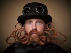 The 2016 National Beard Moustache Championships
