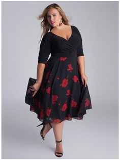 Isadora Plus Size Dress