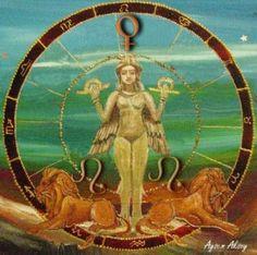 Vênus Leão by ceudodia