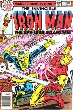 Iron Man Bronze Age Marvel Comics Appearance of Beth Cabe NM- Marvel Comics, Marvel Comic Books, Marvel Vs, Marvel Heroes, Tony Stark, Iron Man Armor, Classic Comics, Comic Book Covers, Bronze Age