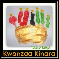 Kwanza Holiday Celebrations, Crafts   Diversity