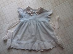 Vintage Baby Girl's Dress