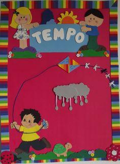 Cartaz do Tempo.
