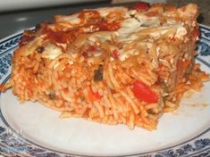 Pita od špageta, recept : Ova pita je prijatno iznenađenje i pravo osveženje na stolu. Izuzetno ukusna i jednostavna za pripremu, biće često na Vašem meniju.