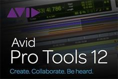 Avid Pro tools 12 free download