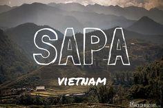 Imprescindibles Sapa, Vietnam. Fotos y como llegar.