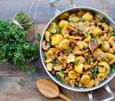 Lekkers van het herfstseizoen: 5 recepten met paddenstoelen