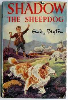 Shadow the Sheep Dog __ I have to admit to reading this, and loving it when aged about 9-10.