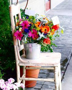Spring Decor/ Garden Theme- so pretty