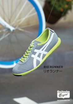 Inspired by #Mexico66, #OnitsukaTiger #RioRunner has arrived. Available now: http://onitsukatiger.com/store