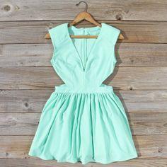 Mineral Sky Dress on Wanelo