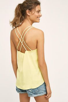 Crossback Cami - anthropologie.com