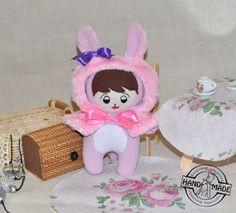 куколка мягкая игрушка