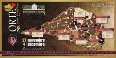 Programma di Orte in Cantina 10° edizione 2016