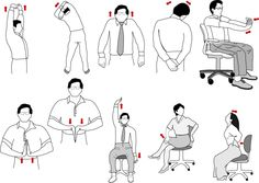 Office Chair Exercises Kids Saucer Chairs 12 Best Work Out Images Desk Exercise Workouts Design Ideas A Full Body Workout You Can Do In Your Quick