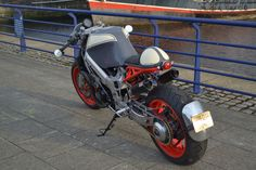 Honda VFR 750 another amazing build by these guys they are always spot on