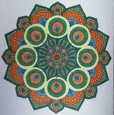 Mandala kirjasta: Väritä itsellesi mielenrauhaa Mandala Meditation, Mandala Art, Conservation, Mandalas, Canning