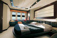 Azimut 86S - Owner suite