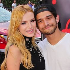 Are Bella Thorne and Tyler Posey Dating?
