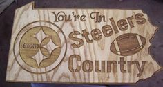 Custom Wood Wall Art, Signs, & CnC Router Work