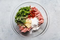 We love burgers, and we love banh mi. Therefore it was only a matter of time before this banh mi burger recipe—a positively irresistible hybrid of the two—was born. Pork Burgers, Burger Buns, Good Burger, Banh Mi Recipe, Banh Mi Sandwich, Pork Meatballs, Burger Recipes, Food Print, Cooking Recipes