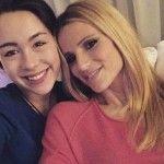 """Michelle Hunziker e Aurora: """"Sarebbe bello restare incinte insieme"""""""