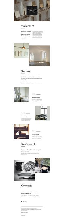 Follow-me on Facebook @cattemplate   Hotels Responsive Newsletter Template view live demo  http://cattemplate.com/website-template/hotels-responsive-newsletter-template-4/