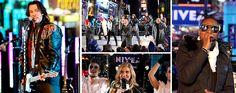 Times Square Alliance : New Year's Eve 2014 LIVE Schedule
