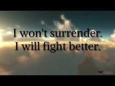 This is War - Ingrid Michaelson (With Lyrics!) For some reason this song is speaking to me lately.