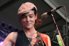 Brandi Carlile - one of my favorite singer/songwriters and also my girl crush!