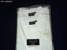T-Shirt uomo , 2 pz Uomo 100% cotone