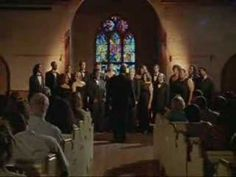 The Nathaniel Dett Chorale - I Can Tell the World - YouTube