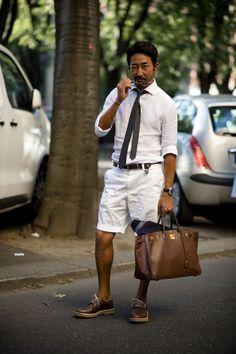 pitti-moda: Milan Mens Fashion Week SS18: the strongest street style | British GQ