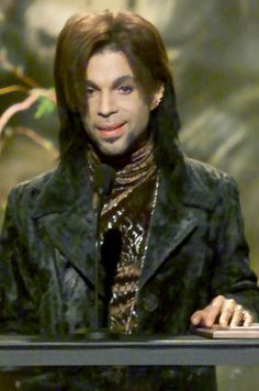 Le chanteur Prince à Minneapolis en mars 2000.
