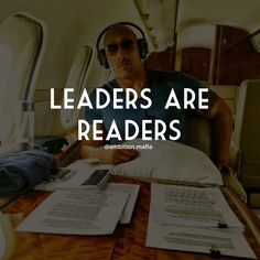 regram @ambition.mafia Leaders are Readers  . . .TAG A FRIEND FOR FUN  . . #Millionaire #motivation #inspiration #success #money #entrepreneur #motivational #inspirational #luxury #lifestyle #business #goals #life #wealth #rich #billionaire #privatejet #jet #therock #leader #read #quotes #quote #motivationalquotes #inspirationalquotes #confidence #grind #hustle #Opportunity #onlinemarketing
