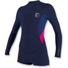 e39fee97af O Neill Bahia Long-Sleeve Short Spring Wetsuit - Women s