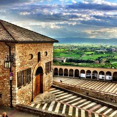 Assisi, Umbria, Italy! Photo by Ken Kaminesky