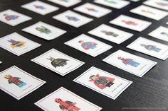 Memory Game SuperHeroes Printable Marvel / DC geek Marvel Dc, Marvel Games, Memory Games, Card Games, Disney, Geek Stuff, Palette, Printable, Memories